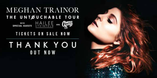 Meghan Trainor Untouchable Tour