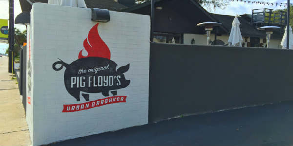 Pig Floyd's Urban Barbakoa - Mills 50