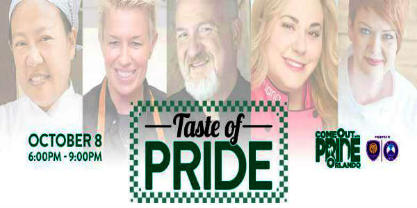 Taste of Pride Orlando 2016