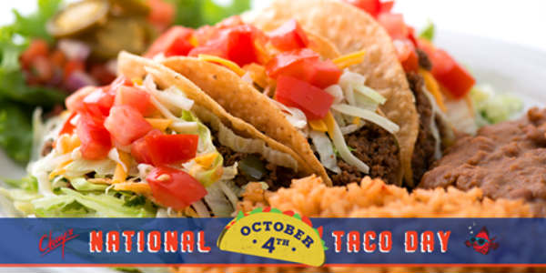 Celebrate National Taco Day With These Orlando Restaurants