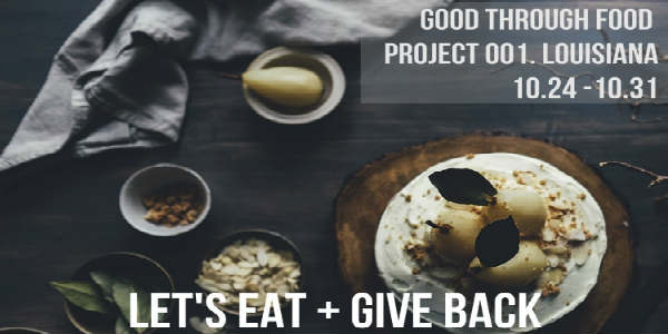 Good Through Food Partners with Local Restaurants to Give Back