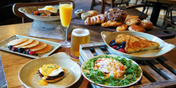 Highball & Harvest has started serving Sunday Brunch.