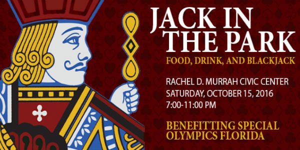 0th Annual Jack in the Park Benefits Special Olympics Florida Oct 15