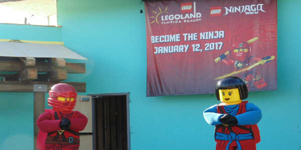 LEGOLAND Florida Announces Opening Date for LEGO Ninjago Attraction