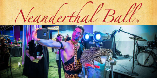 Final Neanderthal Ball at Orlando Science Center Nov 5, 2016