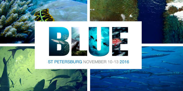 Blue Ocean Film Festival and Conservation Summit Comes to St. Petersburg Nov 10-13