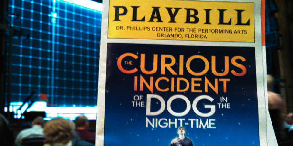 The Curious Incident of the Dog in The Night-Time at Dr Phillips Center