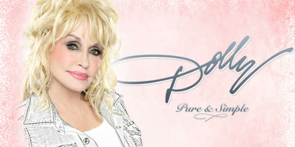 Dolly Parton is Brings Pure & Simple Tour to AMALIE Arena in Tampa Nov 26