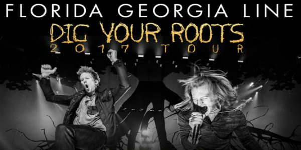 Country Duo Florida Georgia Line to Play Amway Center January 2017
