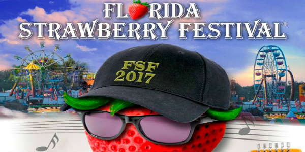 2017 Florida Strawberry Festival Information