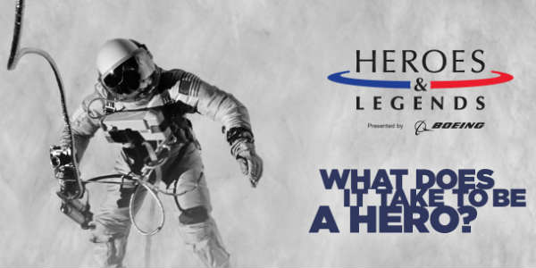 Kennedy Space Center Visitors Complex will open their newest attraction, Heroes & Legends featuring the U.S. Astronaut Hall of Fame, on Friday, November 11, 2016.