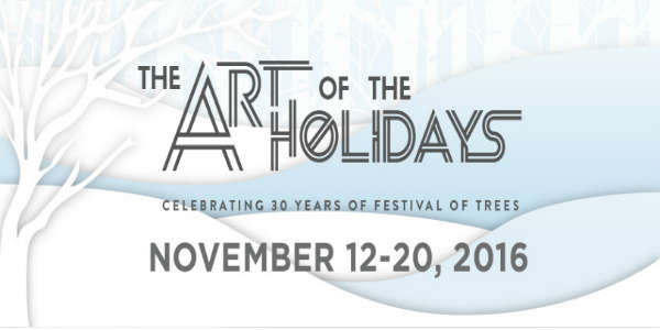 Festival of the Trees, now in its thirtieth year, returns to the Orlando Museum of Art from November 12-20, 2016.