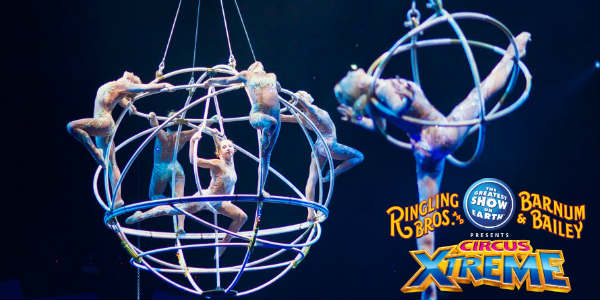 Ringling Bros. and Barnum & Bailey Bring Circus XTREME to Central Florida Jan 2017