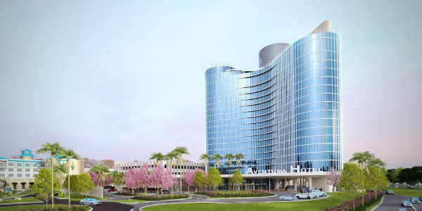 Universal's Aventura Hotel, a Loews Hotel, Coming to Universal Orlando Summer 2018