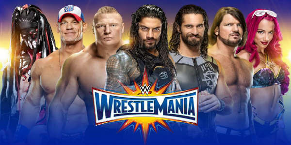 WrestleMania 33  comes to Orlando in 2017