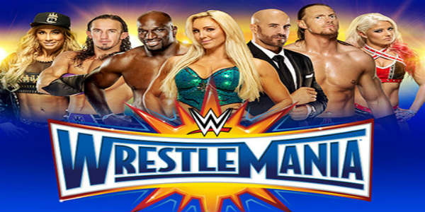 The WWE is holding a Wrestlemania On-Sale Party November 17