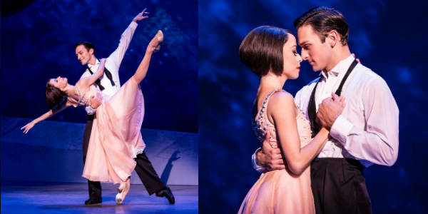 Out and About: An American in Paris at Dr Phillips Center in Orlando - Jerry and Lise