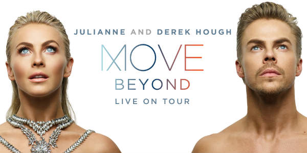 Julianne and Derek Hough Will Dance into Dr Phillips Center May 2017