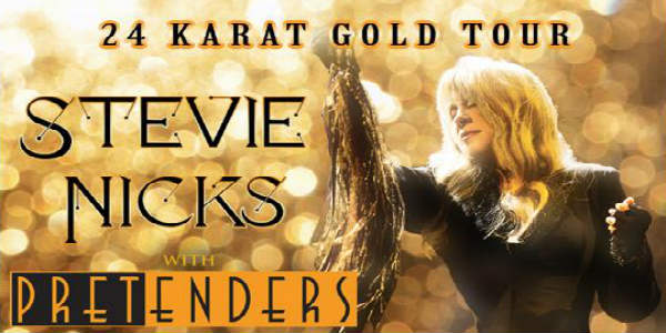 Stevie Nicks and Pretenders to Rock the Amway Center March 21, 2017