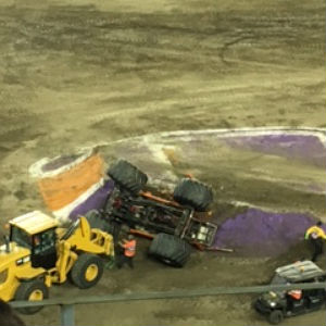 Monster Jam 2017 in Tampa - Party in the Pits - photo by Ava Sykes