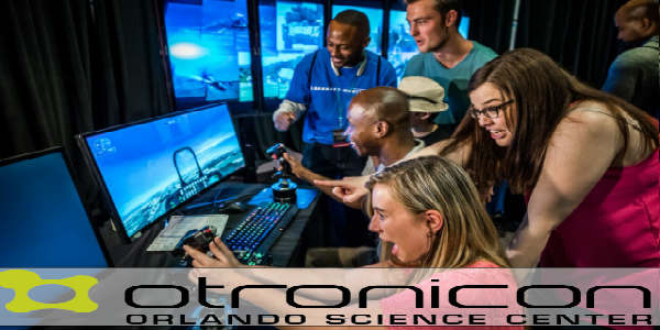 Otronicon Returns to Orlando Science Center