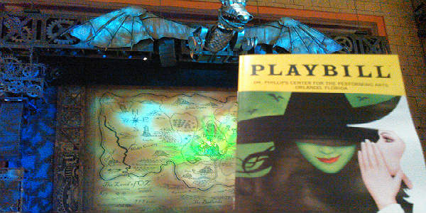 Out and About: Wicked Casts Its Magic Over the Dr Phillips Center
