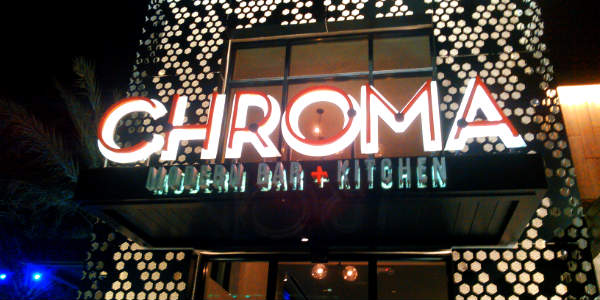 Chroma Modern Bar + Kitchen in Lake Nona