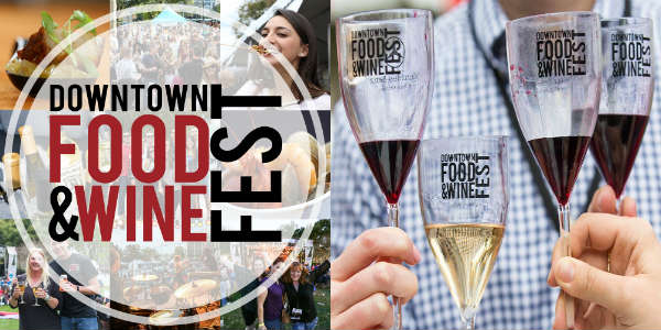 Downtown Food & Wine Fest Returns to Lake Eola Park in Orlando