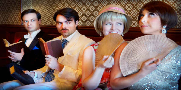 Orlando Shakespeare Theater Presents Love's Labour's Lost