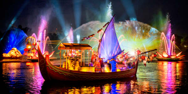 Rivers of Light to Open at Disney's Animal Kingdom Feb 17, 2017