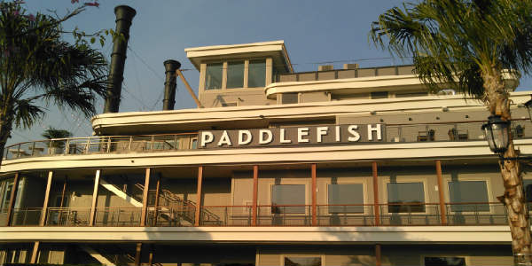 Out and About: Paddlefish Elevates Waterfront Dining at Disney Springs