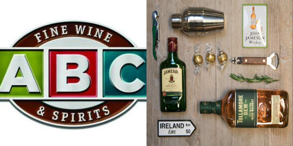 ABC Fine Wine & Spirits Celebrates St. Patrick's Day with Complimentary Irish Samplings