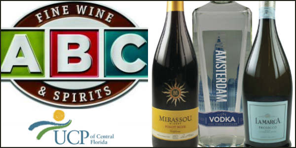 ABC Fine Wine & Spirits Will Raise a Glass to Support UCP of Central Florida