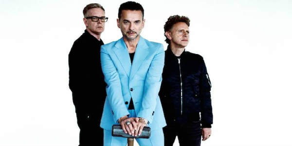 Depeche Mode Brings Global Spirit Tour to Tampa Sept 13, 2017