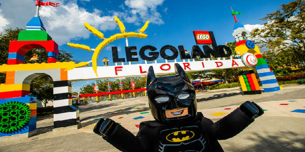 LEGOLAND Florida Celebrates LEGO Batman Movie Days