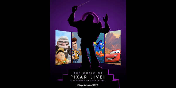 "'The Music of Pixar Live!"" to Debut at Disney's Hollywood Studios Memorial Day Weekend 2017"