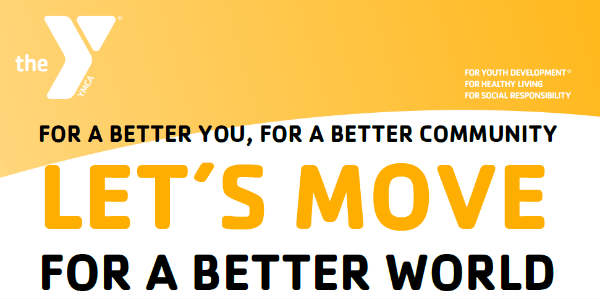 "Central Florida YMCA's Host ""Let's Move For a Better World"" Fitness Challenge through March 31, 2017"