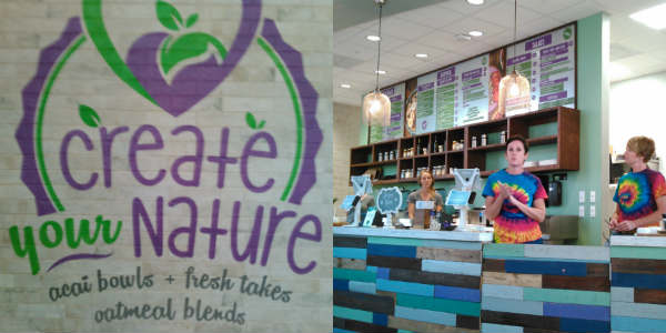 Create Your Nature Offers Healthy Delicious Food in Winter Park