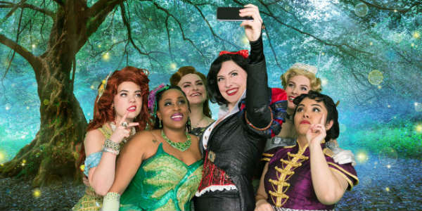 Disenchanted! Looks to Cast Its Spell at Plaza Live Orlando April 11-20, 2017