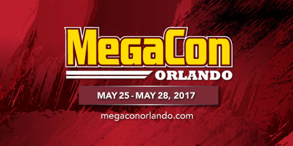 MegaCon Orlando Returns to the OCCC May 25-28, 2017