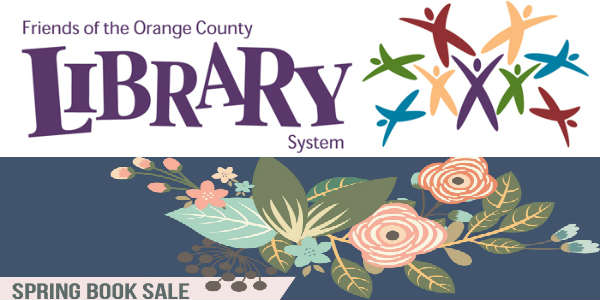 Orange County Library System Spring Book Sale