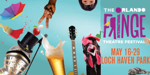 The 26th Annual Orlando Fringe Festival returns May 16th-29th in Orlando's Ivanhoe Village and Loch Haven Park, with a wealth of artistic endeavors, music, and more.