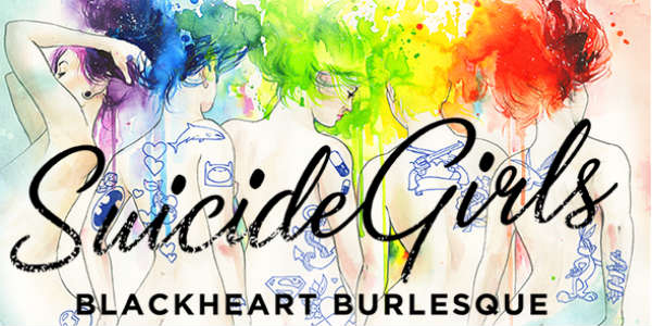 SuicideGirls Bring Their Blackheart Burlesque to Plaza Live in Orlando