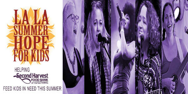 The Swamp Sistas Songwriters Circle are kicking off their La La Summer initiative