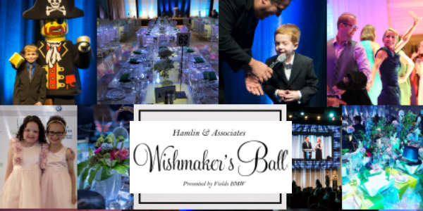 8th Annual Wishmaker's Ball to Benefit Make-A-Wish