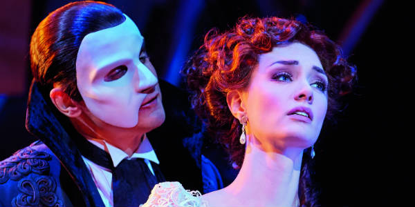 Andrew Lloyd Webber's Love Never Dies, a sequel to The Phantom of the Opera, makes its Orlando debut at the Dr. Phillips Center for the Performing Arts November 21-26, 2017.