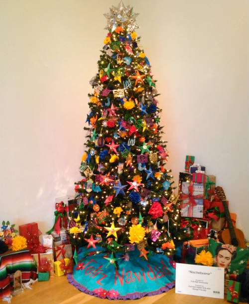 The halls of the Orlando Museum of Art will look a lot like Christmas when the 31st annual Festival of the Trees returns November 11-19, 2017.