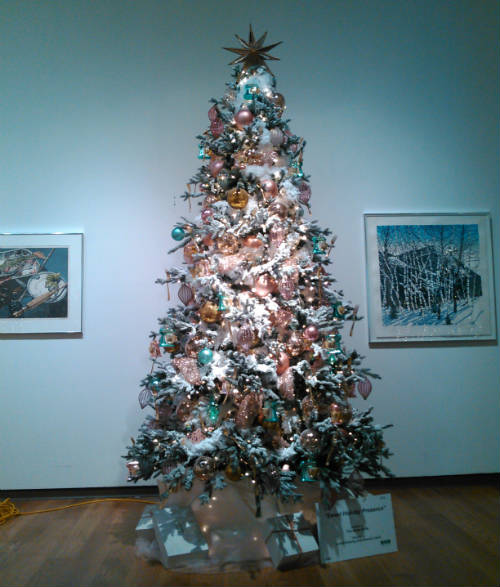 Festival Of Trees Kickstarts The Holidays At Orlando Museum