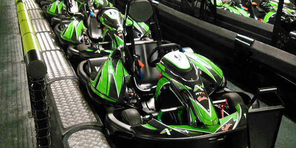 Andretti Indoor Karting & Games is opening their newest location in Orlando