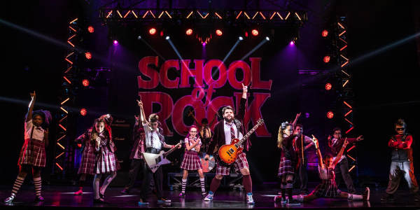 School of Rock The Musical Comes to Dr Phillips Center Dec 26-31